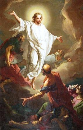 6 août : Transfiguration du Seigneur de St François de Sales 015db6ac962688eb4e084965b9ef1ab5