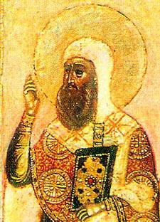 7 septembre : Saint Jean de Novgorod 0907johnnovgorod0