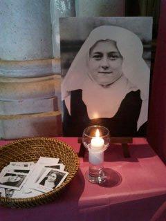 1er octobre : Sainte Thérèse de l'Enfant-Jésus 1389276138187