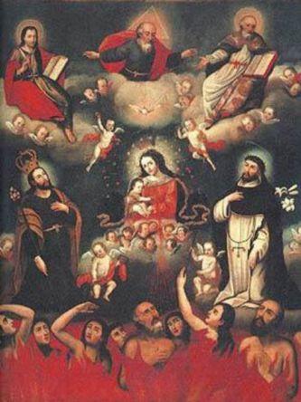 Fondement du Purgatoire du Père Paul Préaux 1870d649d98d62a7cc0855ca19aa520b