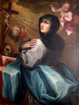 22 février : Sainte Marguerite de Cortone 20871298