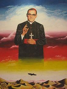 24 mars : Bienheureux Oscar Romero 220px-Mural_Oscar_Romero_UES