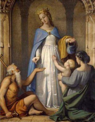 17 novembre Sainte Elisabeth de Hongrie 25150Y1