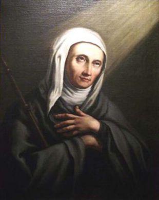 27 janvier Sainte Angèle de Merici 25900