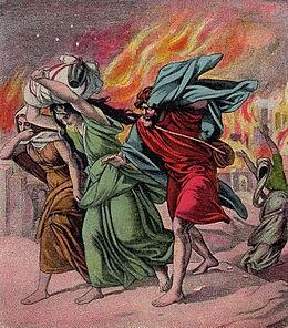 10 octobre : Saint Loth 260px-Genesis19-17