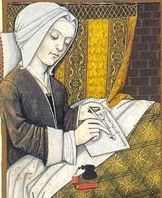 16 septembre : Sainte Mechtilde (Mathilde) de Magdebourg 260px-Mechthild_von_Magdeburg