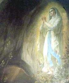11 février Notre-Dame de Lourdes 26100A1