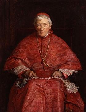 9 octobre : Bienheureux Cardinal John Henry Newman 280px-John_Henry_Newman_by_Sir_John_Everett_Millais_2C_1st_Bt