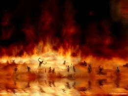 20 octobre : Sainte Faustine visite l'enfer  2fcexv19