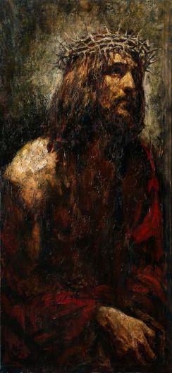 Je donne à l'humanité sa dernière planche de salut...  4ad52889e89f43ea85c04394f064d527--jesus-christ-painting-jesus-christ-art