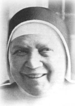 25 février : Bienheureuse Maria Ludovica de Angelis 6016
