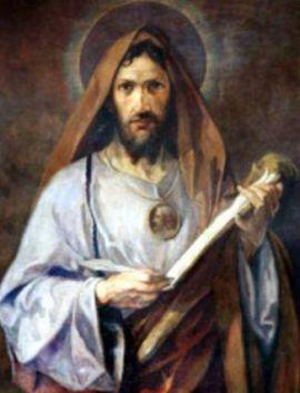 Saint Jude Apôtre pour la Vigile de la Pentecôte 6b16e21f38ead329395eba6ed124983c0