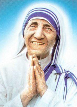 5 septembre : Sainte Mère Teresa de Calcutta 796d945add1a3913a867a9f323c88d09