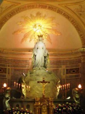 18 juillet : Notre-Dame de la Médaille Miraculeuse  88b5e40a83