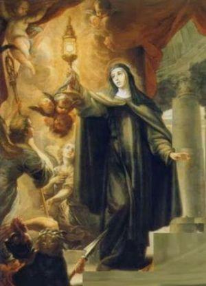 11 août Sainte Claire d'Assise  8978d07984ec73207b64d10863d50fe7