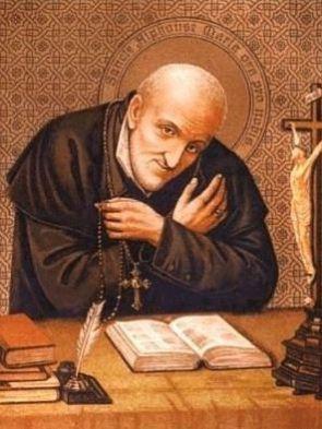 1er août : Saint Alphonse Marie de Liguori 8b97a220be7769ee1b11e5156050fe43