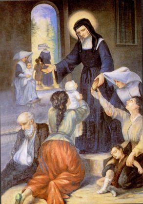 15 mars : Sainte Louise de Marillac 8bf00cf8f206b7f509022c84bdecd691