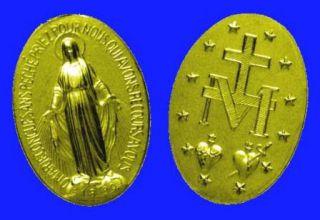 27 novembre : Apparition de la Vierge Marie à la Rue du Bac  92082B0