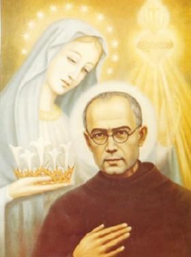 14 août : Saint Maximilien Marie Kolbe  941