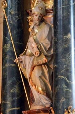27 août : Saint Amédée de Clermont (de Lausanne) Amadeus_von_lausanne
