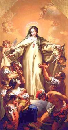 Saint du jour Beata_vergine_maria_della_mercede