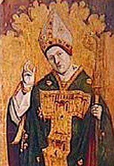 26 août Saint Césaire d'Arles  C_C3_A9saire_d_27Arles_retable_de_la_cath_C3_A9drale_Saint-Siffrein_de_Carpentras