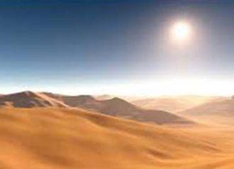 Don Guéranger pour le Carême  Careme-desert
