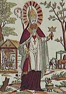 1er décembre : Saint Eloi de Noyon Eloi-de-Noyon