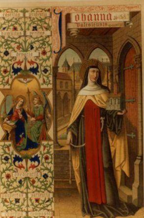 4 février Sainte Jeanne de Valois (de France) Fondatrice0