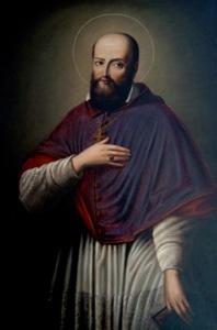24 janvier Saint François de Sales Franz_von_Sales