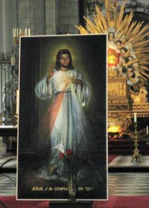 Dimanche de Quasimodo ou de la Miséricorde avec Ste Faustine IMG_1120