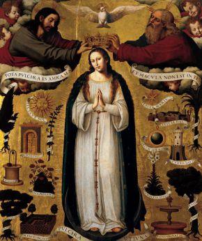 Fête de l'Immaculée Conception auprès de Sainte Faustine Immaculee_20conception