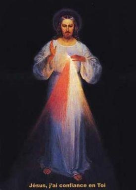 Que personne ne désespère de la Miséricorde Divine Jesus-Misericordieux-Kazimirowski-19340