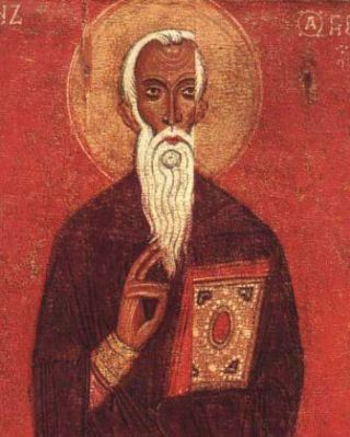 30 mars Saint Jean Climaque John_Climacus