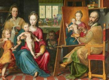 18 octobre : Saint Luc l'Evangéliste Nicolas_20de_20Hoey