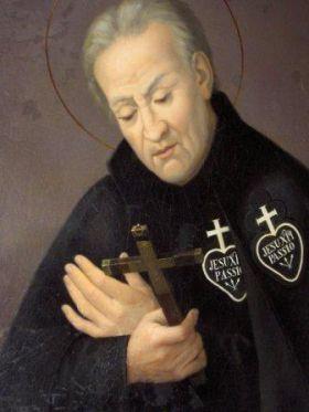 19 octobre : Saint Paul de la Croix Paul_de_la_croix