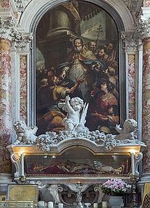 12 novembre : Saint Jean le Miséricordieux ou (l'Aumônier) San_Giovanni_Elemosinario