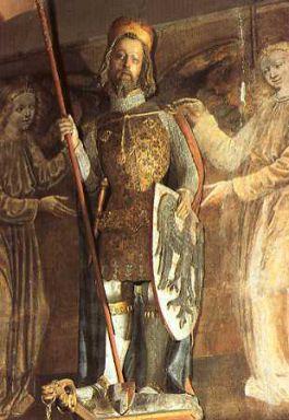 28 septembre : Saint Venceslas Wenzeslaus_by_Peter_Parler