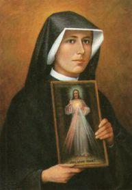 Soulage Ma tristesse mortelle, distribue Ma Miséricorde B970074588e86dee18216f1189595df2--saint-faustina-image-of-jesus