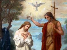 12 janvier : Le Baptême du Seigneur  Baptme-du-seigneur