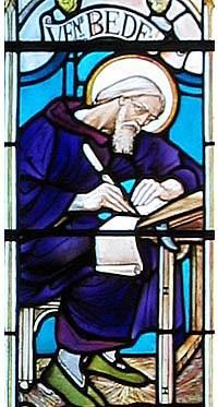 25 mai Saint Bède le Vénérable Bede