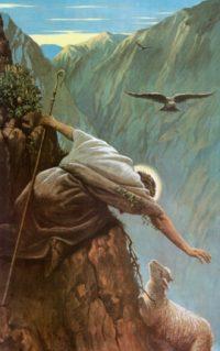 Avec Saint Bernard pour l'Avent Brebisperdue