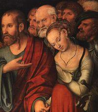 Samedi des Quatre Temps de Pentecôte Christ-et-la-femme-tombee