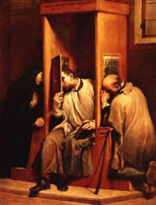 Don Guéranger pour le Carême  Confesion5