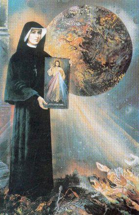 Sainte Faustine sur la pénitence et la mortification  Faustine