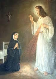 Mardi Saint avec Sainte Faustine  Faustinejesu