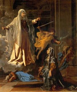 9 mars : Sainte Françoise Romaine Francoise-romaine