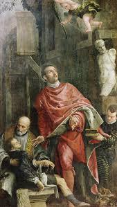 27 juillet : Saint Pantaléon de Nicomédie Gh