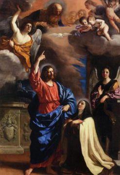 A propos du Purgatoire de Sainte Thérèse d'Avila Guerchintherese3000