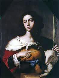 21 janvier : Sainte Agnès de Rome ImagesF2ICJYMM